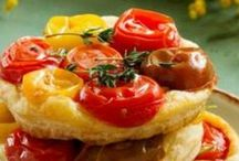 RECETTES SALEES / recette  / by Bea Lacigale