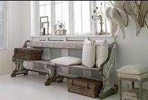 ENTREE / décoration maison, les entrées etc ...