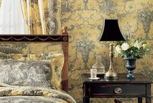 FRENCH INSPIRED DECOR / by Debbie Probst