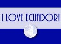 I Love Ecuador! / My new adopted home - have been living amid the cobbled streets of Cuenca, Ecuador for 2 year now - simply couldn't be happieer!