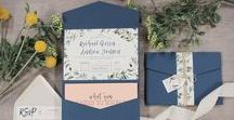 Gorgeous Greenery-Inspired Weddings / Greenery is an absolutely beautiful 2018 wedding trend we hope lasts forever. Check out some of our favorite greenery inspo and some of our custom-design wedding invitations inspired by lush greens!