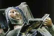 Beyond the Veil / Death, Skeletons, Día de los Muertos / by Good Juju from cecilia