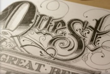 Typography and Logos / by Jennifer Sears