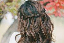 hair / by Christine Meintjes