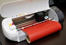 Cricut..Pazzles and other cutting machines