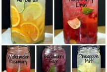Healthy Drinks / by Stephanie Gross-Oliver