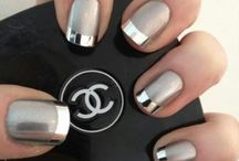 Glam Manis and Pedis / Lots of great products and ideas to make your nails beautiful!