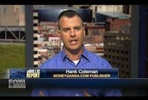 Videos About Saving Money and Investing from Money Q&A / The best videos on YouTube and around the internet featuring Hank Coleman and Money Q&A talking about saving money, investing, saving for retirement, how to save money, tips for investing, and answering your money questions. Learn more at http://moneyqanda.com / by Money Q&A (Hank Coleman)