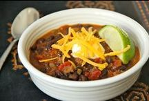 Soups, Chilis, & Stews / Warming and Wonderful!