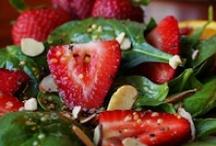 Eats ~ Salads / by Teri Hildebrandt Gehin
