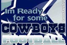 Cowboys/FSU Football<3 / by Lindsy Echavarria