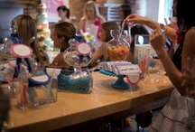 Baking in High Heels Event / Sweet Table participated in this exclusive eFashionista Event in August 2012.