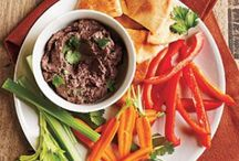 Salsas, Dips, & Spreads / From savory to sweet, here are lots of ideas for those crackers, chips, or crudités.