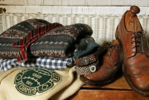 weekend Style / mens clothing and style just for the weekend or a quiet weekend away from the stress of the working week