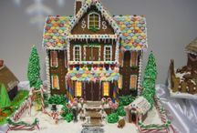 Gingerbread Artistry / Get inspiration or just ENJOY the artistry and creativity!