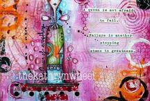 Mixed Media/Art Journal