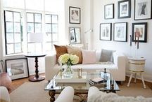 Living Room Inspiration / by Maura