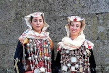 Folkways of Spain / Ethnic folkloric costumes and traditions of Spain. / by Violet Shimer Love