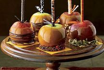 Gourmet Candied Apples / The perfectly simple apple decadently   dressed to the nines in the most beautiful and scrumptious frills!