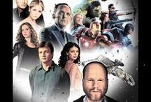 "Welcome to the Whedonverse / Joss Whedon, Buffy the Vampire Slayer, Agents of S.H.I.E.L.D., Avengers, the Marvel Cinematic Universe, Angel, Dollhouse, Firefly, Cabin in the Woods:  We celebrate all the works of the ""Whedonverse"" here.   *****Whedonverse pins only.  Clearly label spoilers for things that have not aired yet or are recent.*****  To join comment on an ""Add Me"" pin.   / by Bryn Wittmayer"