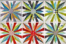 Quilt - Paper-pieced Patterns / by Joyce Howe @ L'Intuitif Gem