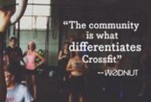 Crossfit! / For strong women!