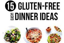 Go Gluten free / Gluten free tips, snacks, and meal inspiration
