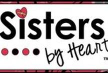 "Social Awareness #SistersbyHeart / We would greatly appreciate your help in creating awareness and providing financial support for Sisters by Heart.  This organization was founded by a group of ""heart moms"" whose children were born with HLHS.  A major part of their mission is sending out care packages to new mothers to help them prepare for the journey ahead. / by B2C"