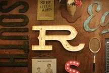 R is for RobbieLee / Simple + Fancy R's