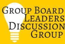 """Group Board Leaders Discussion Group / This is a board for the """"owners"""" of group boards only, any type of group boards.  Here we can share the tools that work for us, talk about our frustrations and challenges and give each other advice.  Please invite others! / by Bryn Wittmayer - Wittmayer Social Media"""