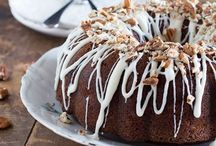 Bundt Cake / Take advantage of the beautiful new pans available to make a unique cake.