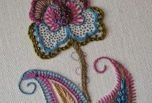 Embroidery Stitches / How-tos for all kinds of beautiful stitching to inspire you to try new techniques. / by Joyce Howe @ L'Intuitif Gem