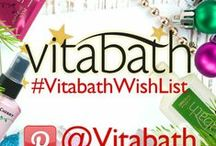My #VitabathWishlist / I would love to win these things from Vitabath. It would be enough for a rare treat for myself and enough to share with my daughters.  / by Dawn May-Bradley