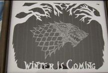 winter is coming / Song of Ice and Fire