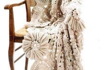 Knit & crochet & macrame