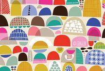 Prints + Patterns / Pretty Prints + Patterns / by RobbieLee