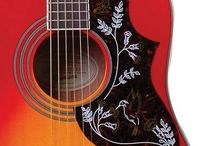 Cool Guitars / Beautiful musical instruments and works of art.