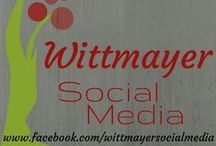 Wittmayer Social Media / Tools and tips relating to my Social Media Business  https://www.facebook.com/WittmayerSocialMedia | Pinterest pins have their own board. / by Bryn Wittmayer