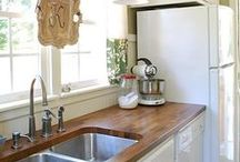 Little House Kitchen / by Joy Bradford