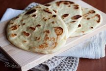 Flatbreads / Every culture seems to have its own unique, delicious flatbread!