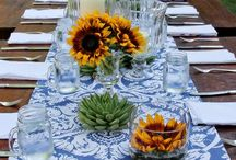 Brilliant  Tablescapes / When you want your table dressed to impress.