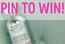Favorite Mario Badescu Skin Care Products #MBWinner / Pins of my favorite mariobadescu.com products  #MBWinner  #contest #giveaway #pintowin #pinittowinit / by Leslie Montoya