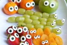 Halloween / Halloween Inspiration, from spooky kid-friendly snacks to costumes and DIYs!