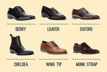 Best Foot Forward / Mens shoes and footwear for the modern well dressed dapper gent