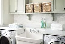 Mudrooms & Laundry Rooms / Mudroom & Laundry Inspiration