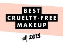 CRUELTY-FREE BEAUTY PRODUCTS