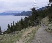 CENTRAL OKANAGAN TRAILS (B.C.)