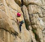 ROCK CLIMBING WITH KIDS / How to go rock climbing with kids. Tips and locations.