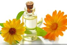 Essential Oils / Essential oils have been used for natural healing and aromatherapy.