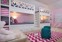 Childrens Rooms & Nursery Inspiration / by DLP Interiors